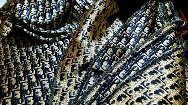 Dior Fabric 3D Jacquard for clothing/Dior Fabric New Arrivals 1 ⋆ Rozitta Rapetti