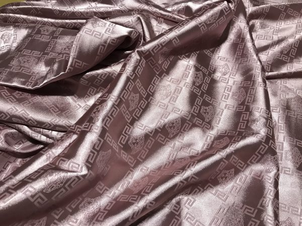 Versace SILK FABRIC/New Collection