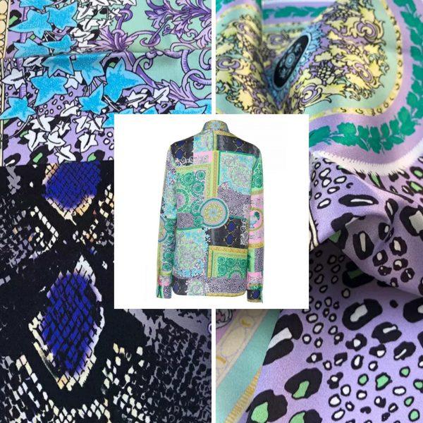 Versace Silk