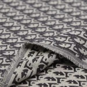 New Collection Dior Cotton Jacquard Mid Density/Dior for clothing and accessories, hats,caps,bags/Colour #6 Various colours available