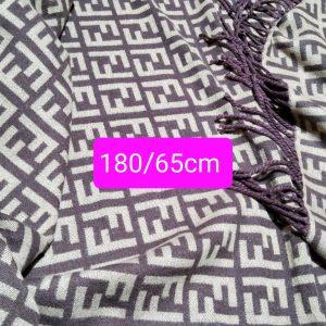 FENDI cashmere silk Scarf new collection #1