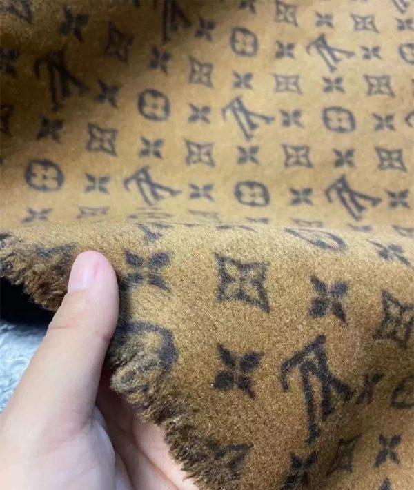 LV Cashmere Fabric