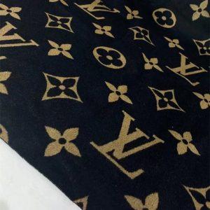 Cashmere/Designer Wool Cashmere Fabric colour #2 Black