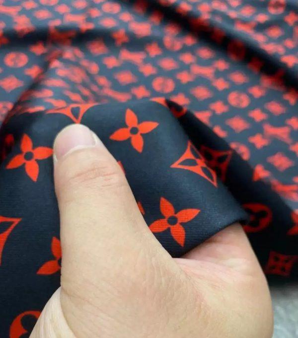 Louis Vuitton Silk Fabric