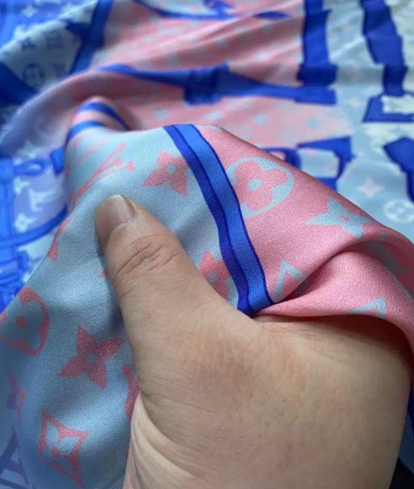 Silk Fashion Week Fabric