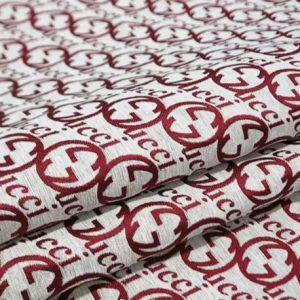 Gucci jacquard thin fabric