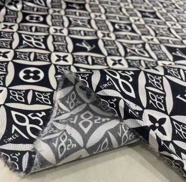 French Designer Silk