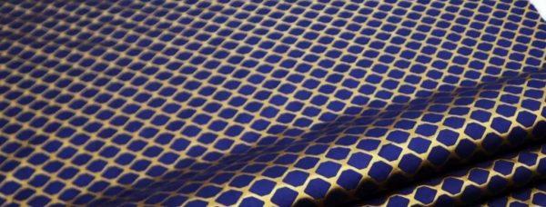 20210103 022459 Fendi Brocade fabric for evening dress,overcoat/Fendi limited edition Gold yarn fabric 6