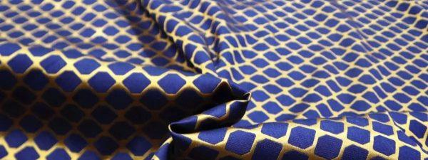 20210103 022533 Fendi Brocade fabric for evening dress,overcoat/Fendi limited edition Gold yarn fabric 5