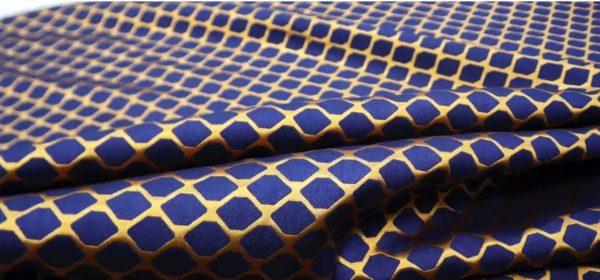 20210103 022542 Fendi Brocade fabric for evening dress,overcoat/Fendi limited edition Gold yarn fabric 4