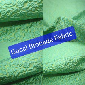 Gucci Polyester Brocade