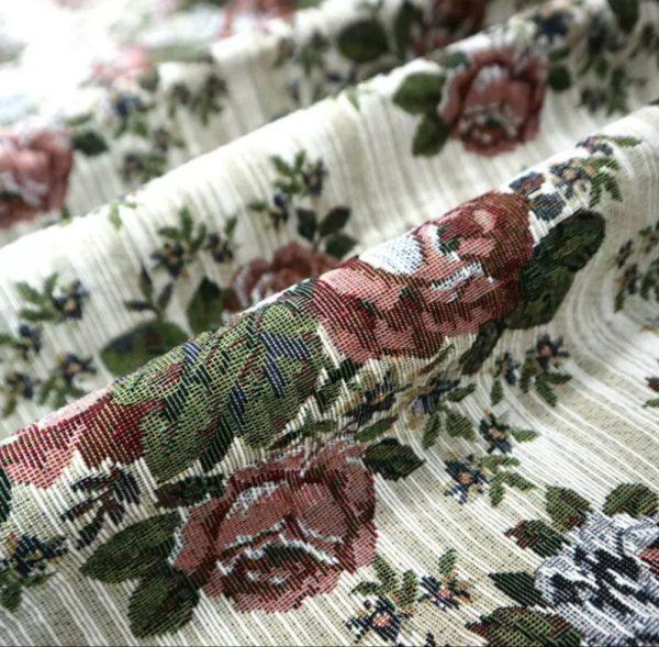 Etro Fabric Tapestry Fashion Week Fabric