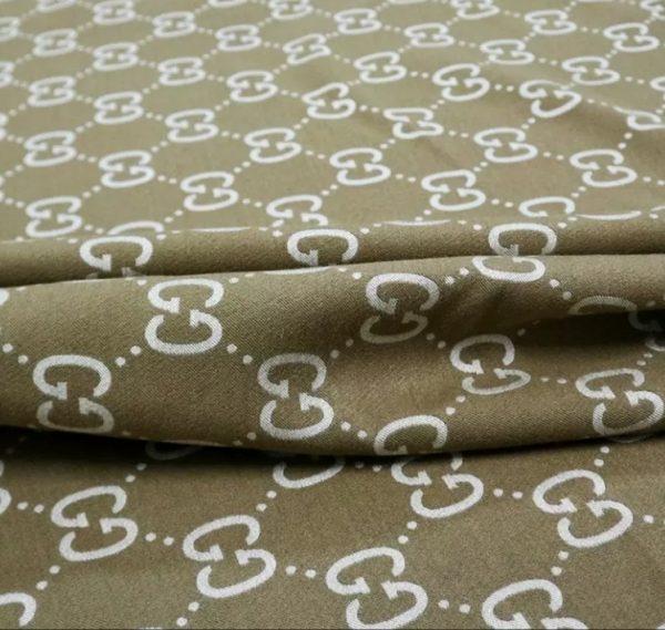 Gucci brocade thin fabric