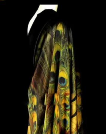 Roberto Cavalli Silk fabric