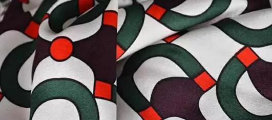 Gucci Silk Satin fabric