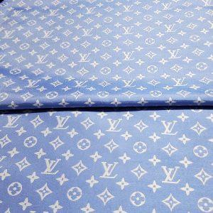 French Designer Monogram Cotton Jacquard/2021 Fashion week suit,jacket,skirt,dress Fabric