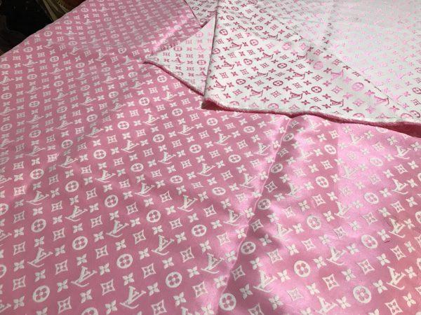 French Designer Thin Jacquard Fabric