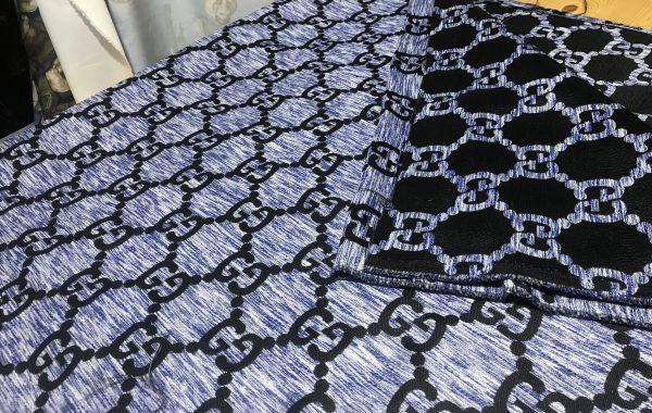 Gucci Cotton wool jacquard