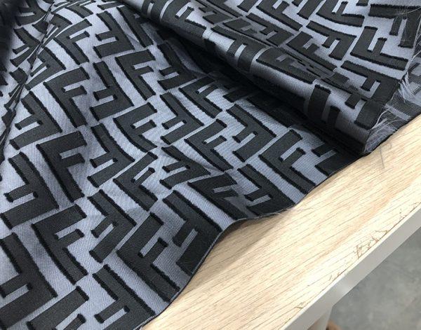 Fendi Silk Fabric