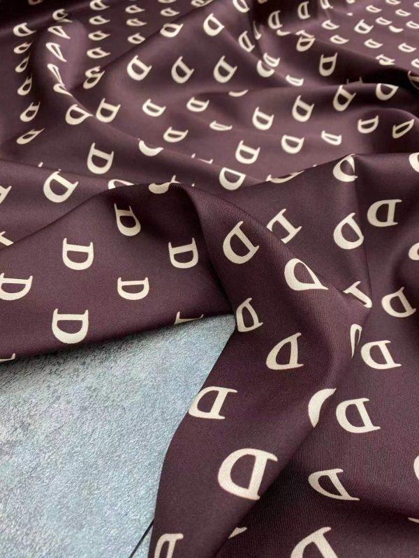 Dior Silk Twill