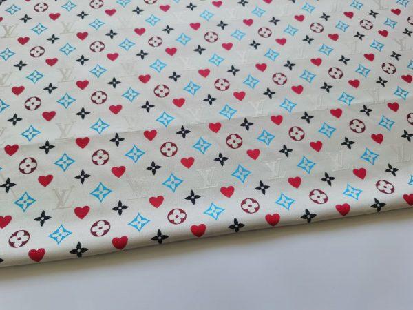 French Designer Monogram Cotton