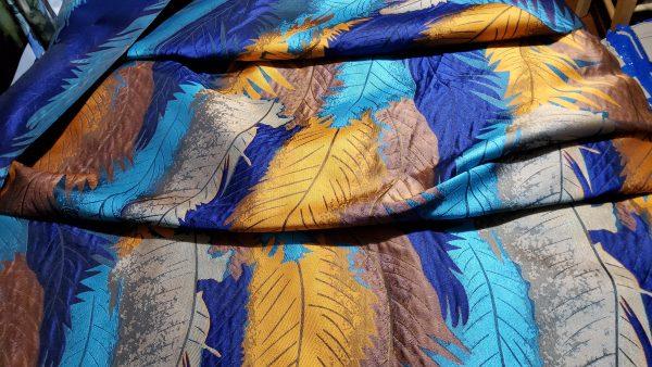 Prada fabric brocade jacquard