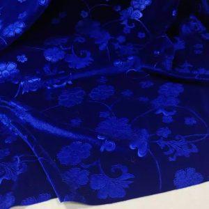 Emanuel Ungaro fabric/Stretch velvet Ungaro fabric