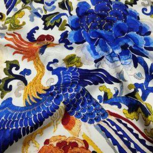 Gucci Silk fabric Exclusive Limited Edition/Haute Couture Silk satin