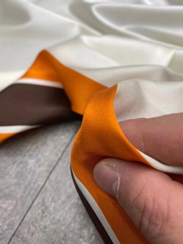 Miumiu silk fabric