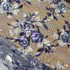 Alberta Ferretti Exclusive lace silk fabric