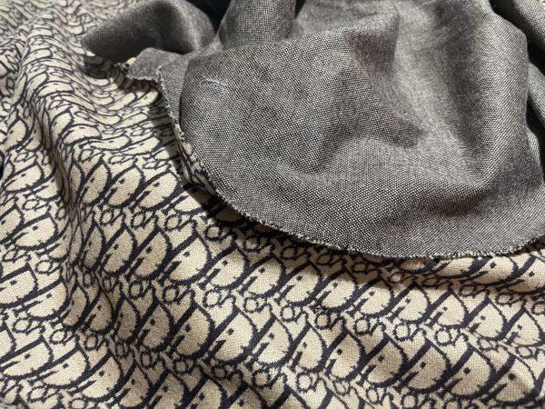 Dior fabric Jersey