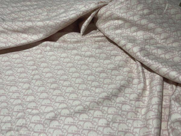 Dior fabric Jersey stretch