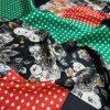 mmexport1614456927804 Italian Designer Silk fabric Haute Couture 2021 catwalk patchwork fabric 1