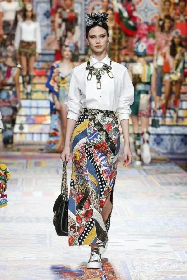 Dolce Gabbana Fabric