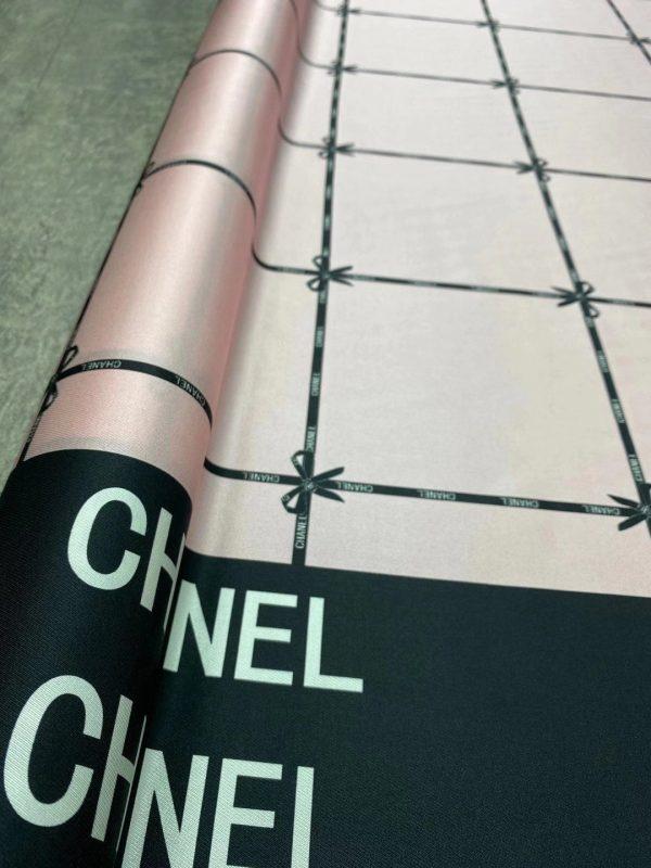 Chanel Designer Silk