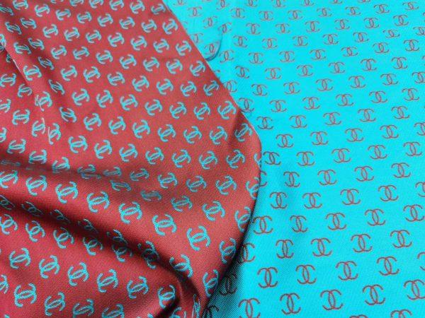 French fabric designer jacquard