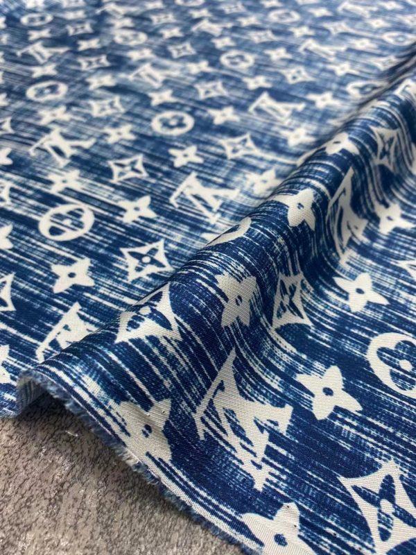 Louis Vuitton silk