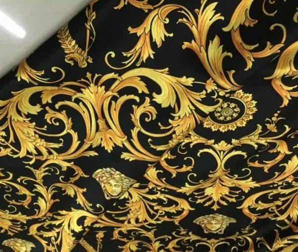 Versace Fabric Medusa Silk