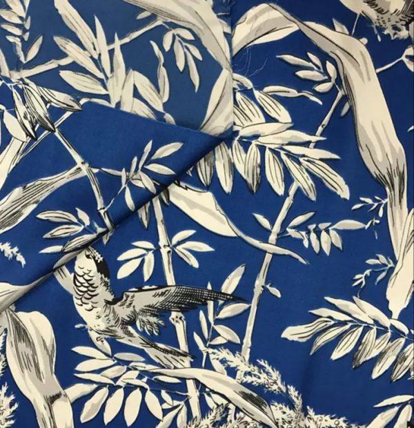 Valentino fabric Mulberry Silk