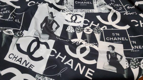 20210412 193356 scaled French Designer Silk Crepe satin matt fabric,limited quantity 4