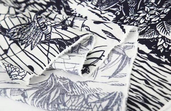 Dior Cruise tribal 2020 cotton fabric
