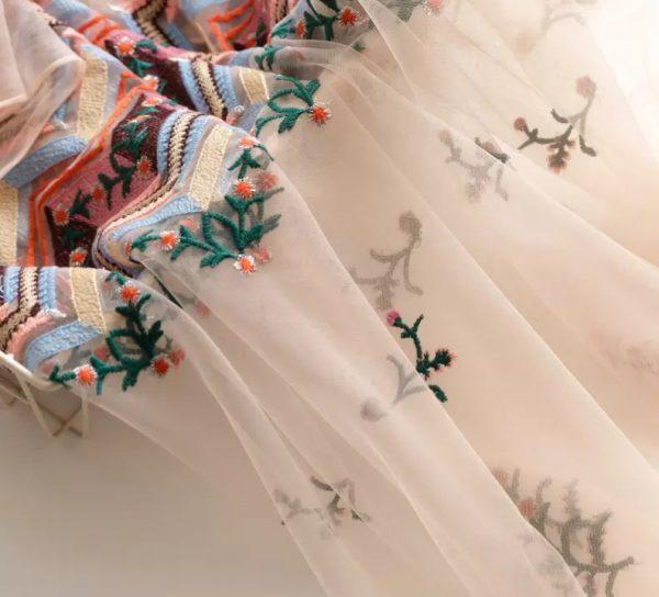 Italian Designer Embroidery