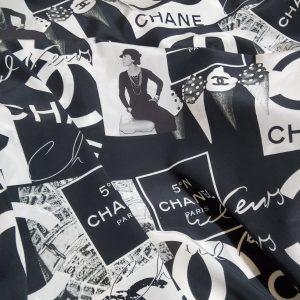 French Designer Silk Crepe satin matt fabric,limited quantity