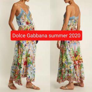 Italian Designer Crepe de Chine Fabric 2020 summer Fashion Week/By Preorder
