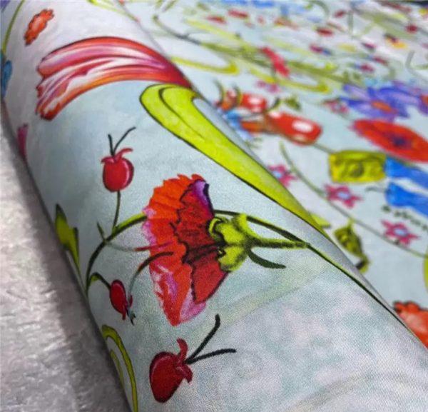 Italian Designer fabric Gucci