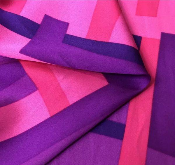 Valentino silk