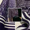 Dior silk stretch fabric