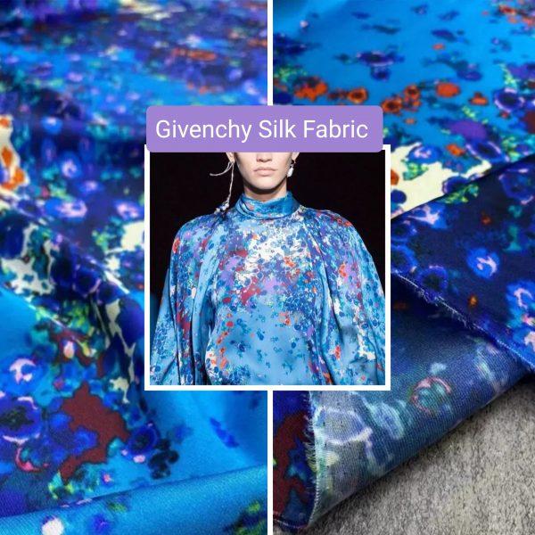 Givenchy silk