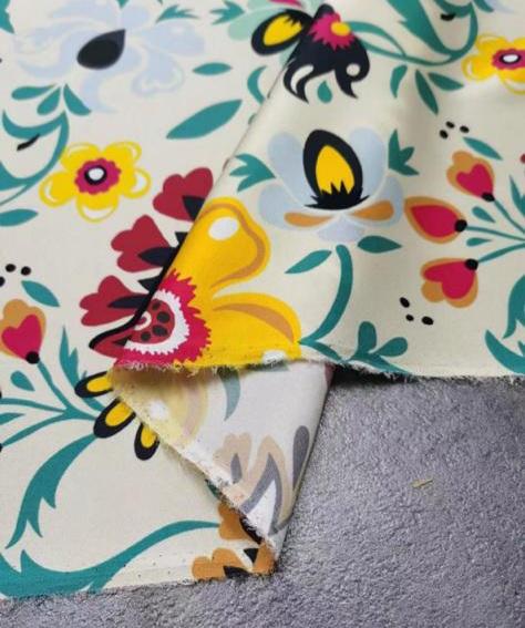 Gucci silk fabric 2021