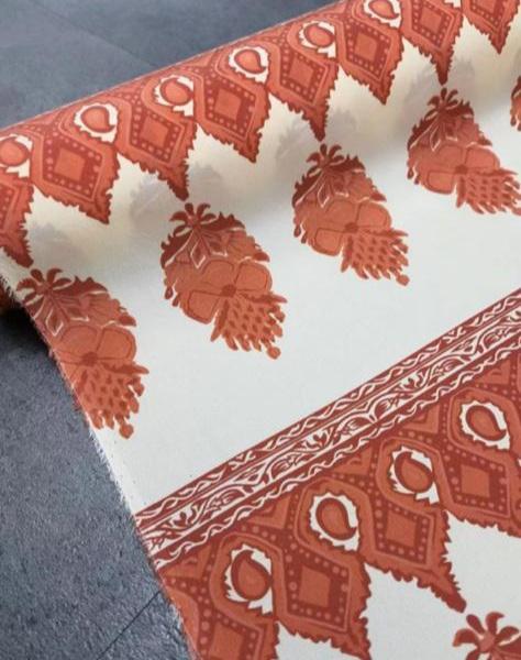 Johanna Ortiz silk fabric